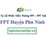Lắp Đặt Mạng FPT Huyện Phù Ninh Tỉnh Phú Thọ