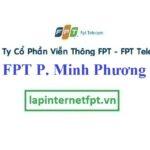 Lắp Đặt Mạng FPT Phường Minh Phương Thành Phố Việt Trì Phú Thọ