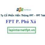 Lắp Đặt Mạng FPT Phường Phú Xá Thành Phố Thái Nguyên