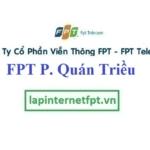 Lắp Đặt Mạng FPT Phường Quán Triều Thành Phố Thái Nguyên