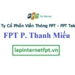 Lắp Đặt Mạng FPT Phường Thanh Miếu Thành Phố Việt Trì Phú Thọ