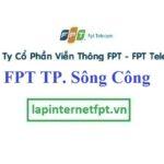 Lắp Đặt Mạng FPT Thành Phố Sông Công Tỉnh Thái Nguyên