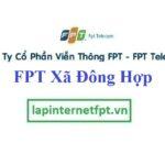 Lắp Đặt Mạng FPT Xã Đông Hợp Tại Đông Hưng Thái Bình
