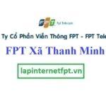 Lắp Đặt Mạng FPT Xã Thanh Minh Tại Thị Xã Phú Thọ