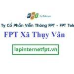 Lắp Đặt Mạng FPT Xã Thụy Vân Thành Phố Việt Trì Phú Thọ