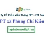 Lắp Đặt Mạng FPT phường Phùng Chí Kiên tại Mỹ Hào Hưng Yên