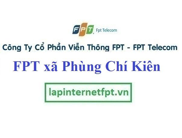 Lắp Đặt Mạng FPT xã Phùng Chí Kiên tại Mỹ Hào Hưng Yên