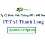 Lắp Đặt Mạng FPT xã Thanh Long tại Yên Mỹ Hưng Yên