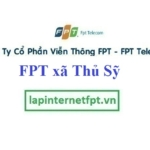 Lắp Đặt Mạng FPT xã Thủ Sỹ tại Tiên Lữ tỉnh Hưng Yên