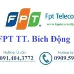 Lắp Đặt Mạng FPT Thị Trấn Bích Động Tại Việt Yên Bắc Giang