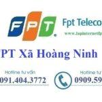 Lắp Đặt Mạng FPT Xã Hoàng Ninh Tại Việt Yên Bắc Giang