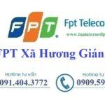 Lắp Đặt Mạng FPT Xã Hương Gián Tại Yên Dũng Bắc Giang