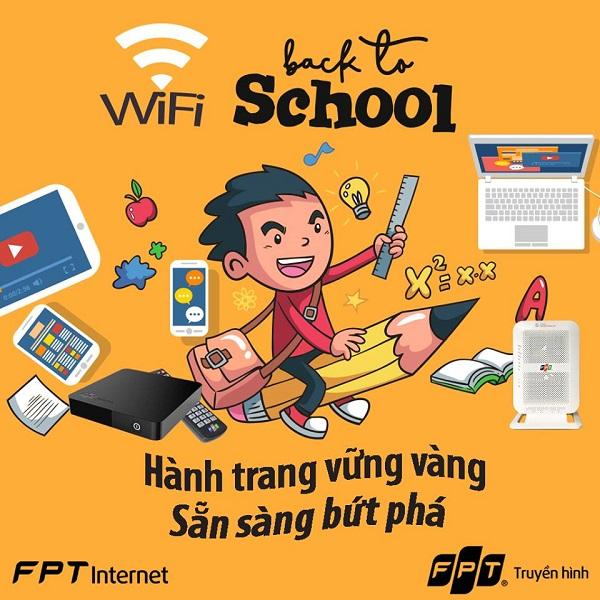Lắp Đặt WiFi FPT Huyện Tân Hiệp