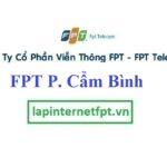Lắp Đặt Mạng FPT Phường Cẩm Bình Thành Phố Cẩm Phả