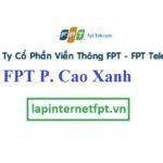 Lắp Đặt Mạng FPT Phường Cao Xanh Thành Phố Hạ Long
