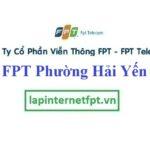Lắp Đặt Mạng FPT Phường Hải Yến Thành Phố Móng Cái