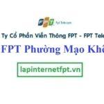 Lắp Đặt Mạng FPT Phường Mạo Khê Thị Xã Đông Triều