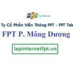 Lắp Đặt Mạng FPT Phường Mông Dương Thành Phố Cẩm Phả
