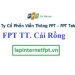 Lắp Đặt Mạng FPT Thị Trấn Cái Rồng Tại Vân Đồn Quảng Ninh