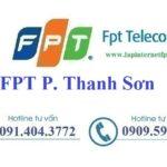Lắp Đặt Mạng FPT Phường Thanh Sơn Thành Phố Uông Bí