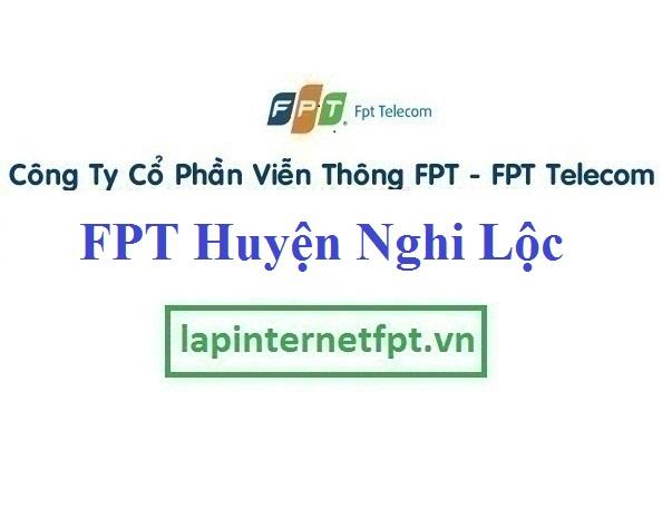 Lắp Đặt Mạng FPT Huyện Nghi Lộc Tỉnh Nghệ An