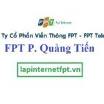 Lắp Đặt Mạng FPT Phường Quảng Tiến Thành Phố Sầm Sơn