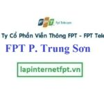 Lắp Đặt Mạng FPT Phường Trung Sơn Thành Phố Sầm Sơn