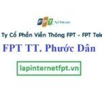 Lắp Đặt Mạng FPT Thị Trấn Phước Dân Tại Ninh Phước Ninh Thuận