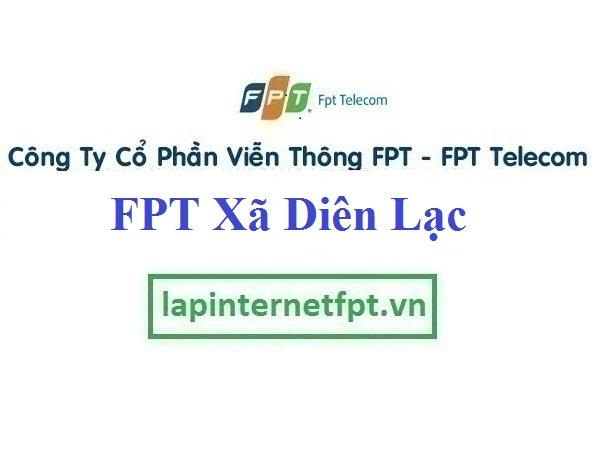 Lắp Đặt Mạng FPT Xã Diên Lạc Tại Diên Khánh Tỉnh Khánh Hoà