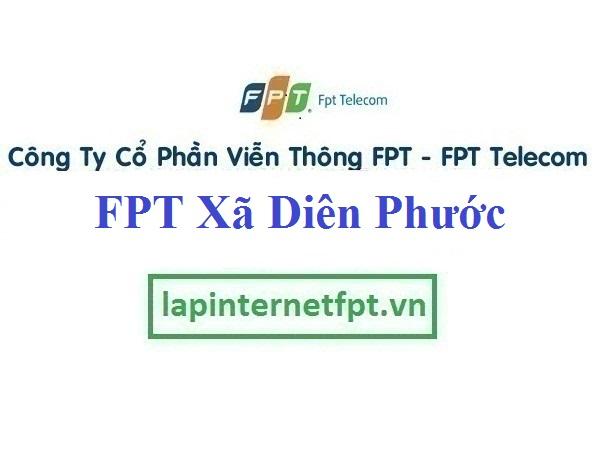 Lắp Đặt Mạng FPT Xã Diên Phước Tại Diên Khánh Tỉnh Khánh Hoà