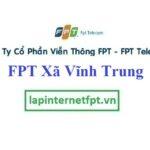 Lắp internet fpt xã Vĩnh Trung ở Tp. Nha Trang, Khánh Hòa