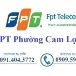 Lắp Đặt Mạng FPT Phường Cam Lợi Thành Phố Cam Ranh