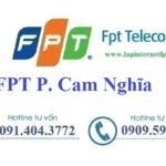 Lắp Đặt Mạng FPT Phường Cam Nghĩa Thành Phố Cam Ranh