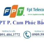 Lắp Đặt Mạng FPT Phường Cam Phúc Bắc Thành Phố Cam Ranh