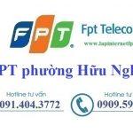 Lắp Đặt Mạng FPT phường Hữu Nghị