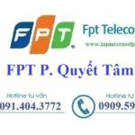 Lắp Đặt Mạng FPT Phường Quyết Tâm Thành Phố Sơn La