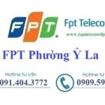 Lắp Đặt Mạng FPT ở Phường Ỷ La