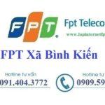 Lắp Đặt Mạng FPT Xã Bình Kiến Thành Phố Tuy Hoà Phú Yên
