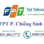 Lắp Đặt Mạng FPT Phường Chiềng Sinh Thành Phố Sơn La