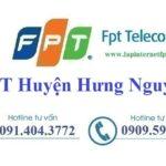 Lắp Mạng FPT Huyện Hưng Nguyên