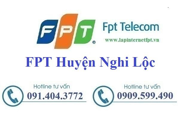 Đăng ký cáp quang FPT Huyện Nghi Lộc