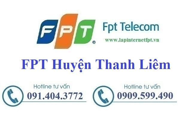 Đăng ký cáp quang FPT Huyện Thanh Liêm