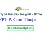 Lắp mạng fpt phường Cam Thuận tại Tp. Cam Ranh, Khánh Hòa