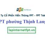 Lắp Đặt Mạng FPT Phường Thịnh Lang
