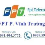 Lắp mạng fpt phường Vĩnh Trường ở Tp. Nha Trang, Khánh Hòa