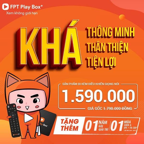 Fpt play box quận Ninh Kiều