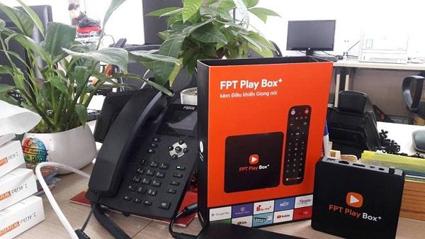 FPT Play Box huyện Bình Lục