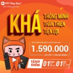 Phân Phối Mua Bán FPT Play Box Huyện Hóc Môn TPHCM Chính Hãng Uy Tín