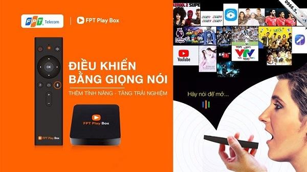 Cửa hàng chuyên bán fpt play box ở Sơn Trà
