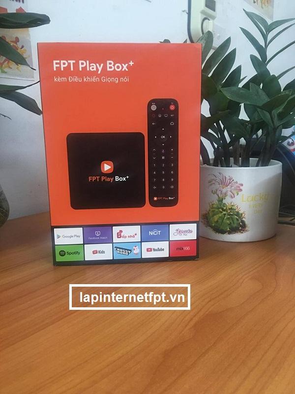 Cửa hàng bán fpt play box Văn Yên